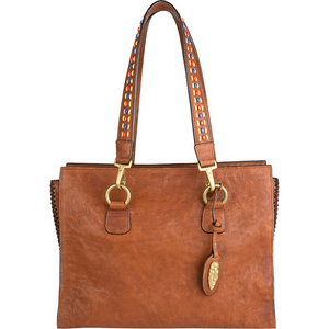 Kiboko Leather Work Bag