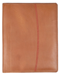 Baseball Stitch Pad Folio/Tablet Case