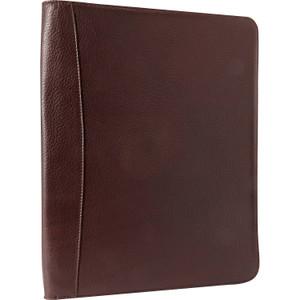 Cashmere Zip File Folio
