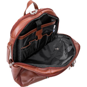Englewood Leather Backpack