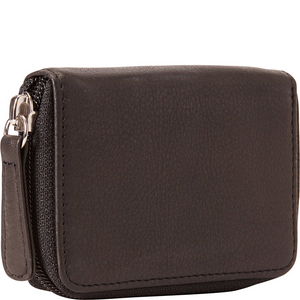 Eight Hook Zip Key Case with Valet