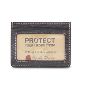 RFID ID Card Stack
