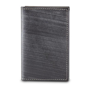 RFID Gusseted Card Case