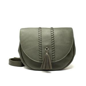 Sage Flap Bag
