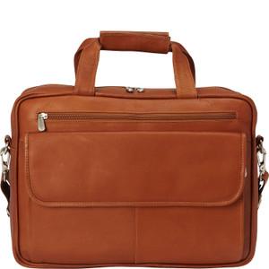 Slim Top-Zip Briefcase
