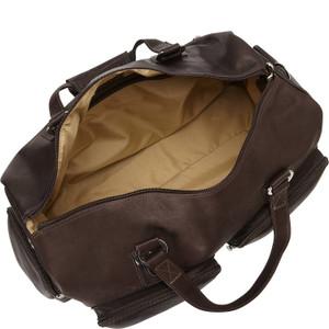 Multi-Pocket Carry-On Duffel