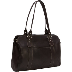 Ladies Buckle Laptop Tote