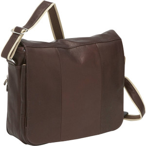Expandable Messenger Bag