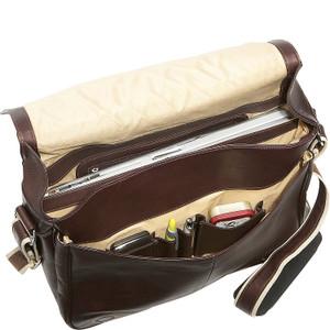 Expandable Messenger Bag