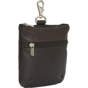 Zippered Valuable Pouch