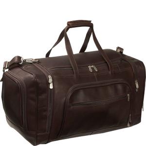 Multi-Compartment Duffel Bag