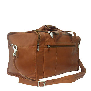 Travel Duffel with Side Pockets