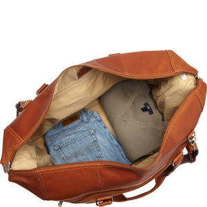 Extra Large Zip-Pocket Duffel
