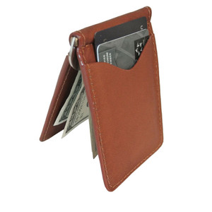 Bi-Fold Money Clip