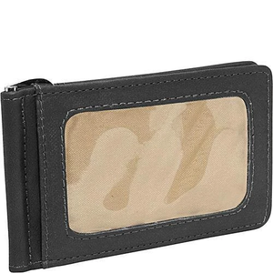 Bi-Fold Money Clip w/ID Window