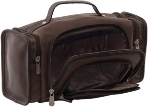 Multi-Compartment Toiletry Kit