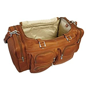 "20"" Duffel Bag with Pockets"