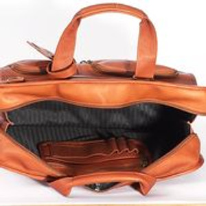 Slimline Executive Laptop Briefcase