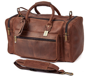 Rustic Sports Valise