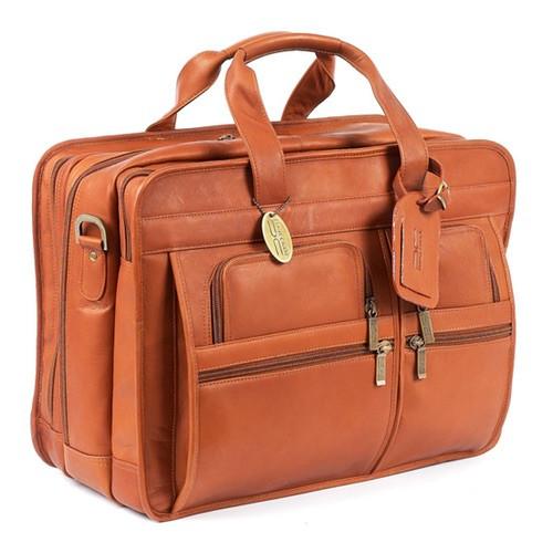 Jumbo Executive Laptop Briefcase