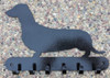 Dachshund Leash & Key Holder