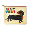 I Love My Wiener Amenity Bag