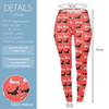 Kissing Dachshunds Leggings