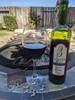 Dachshund Beaded Wine Glass Charms