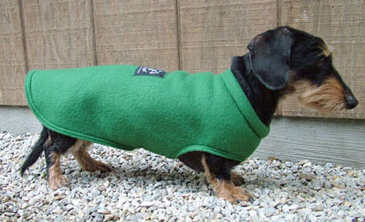 Collarless Cuddler Dog Coat