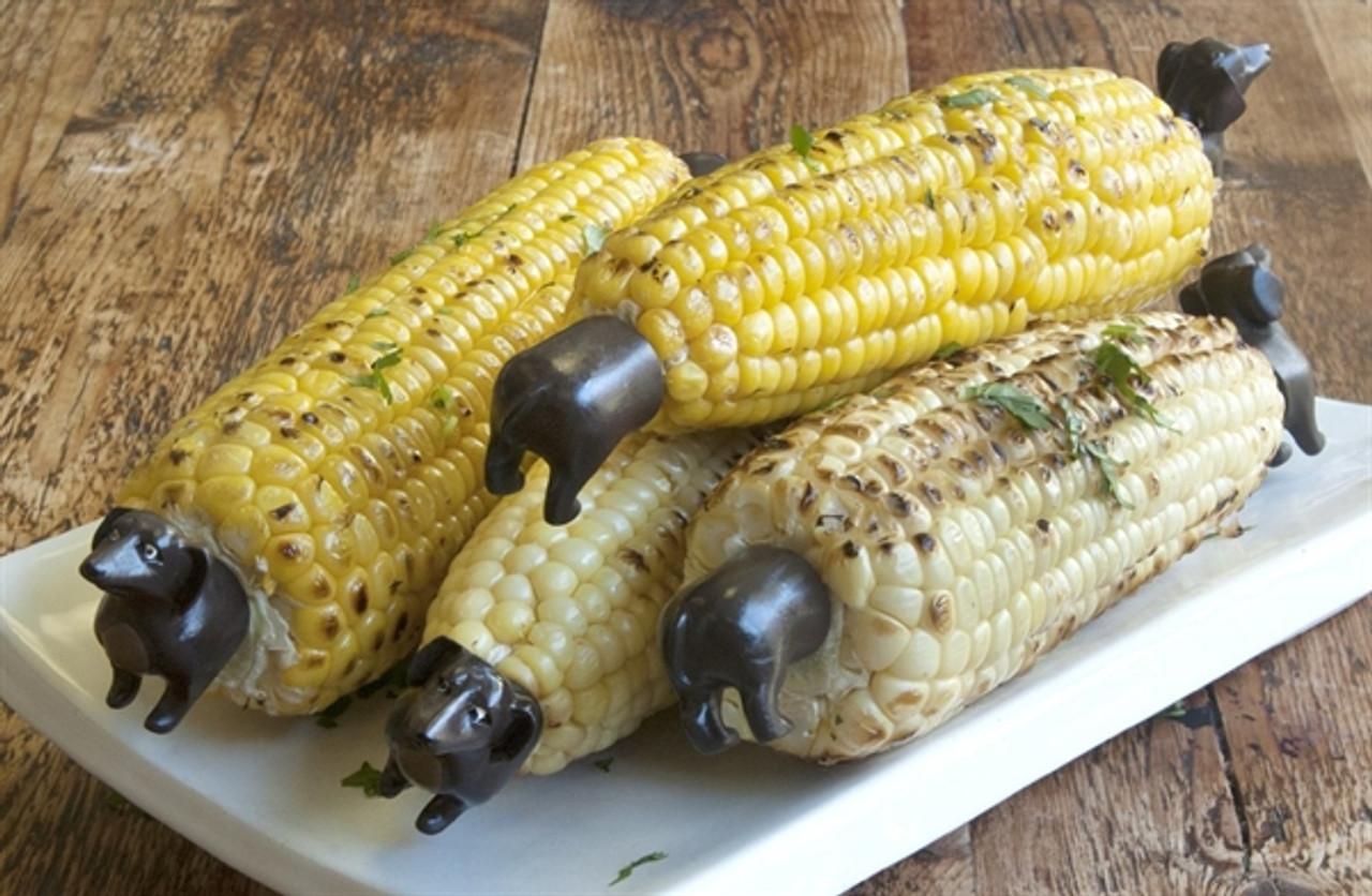 Dachshund Corn Holders