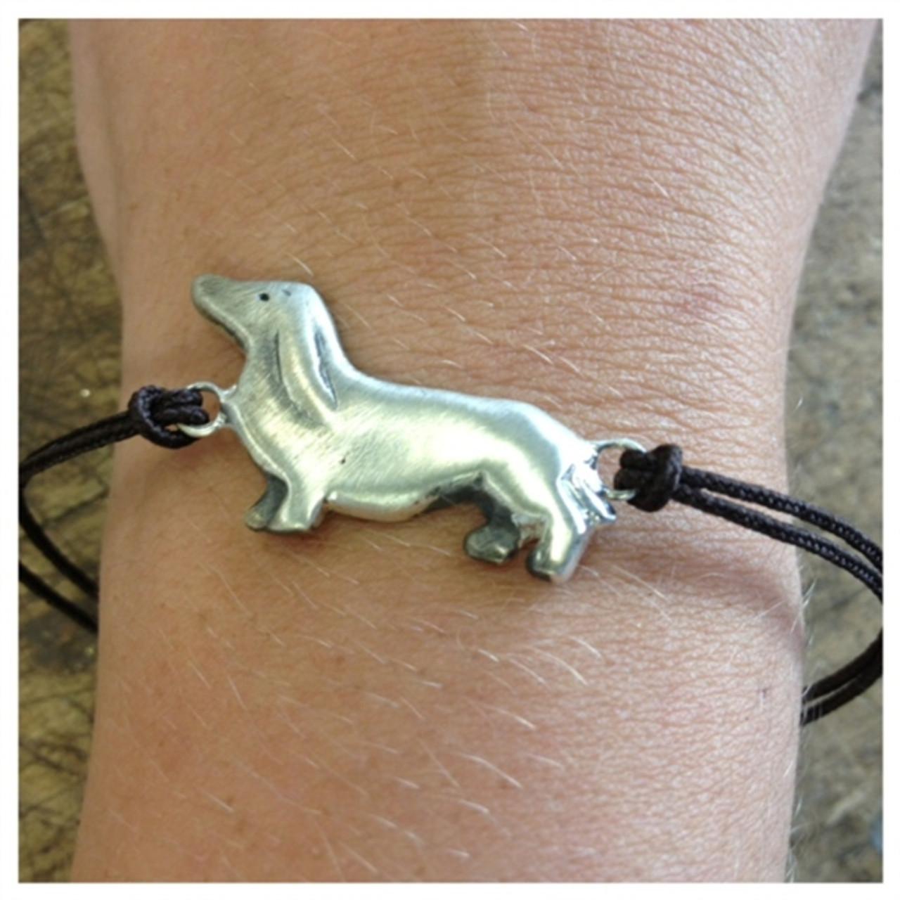 Dachshund Friendship Bracelet