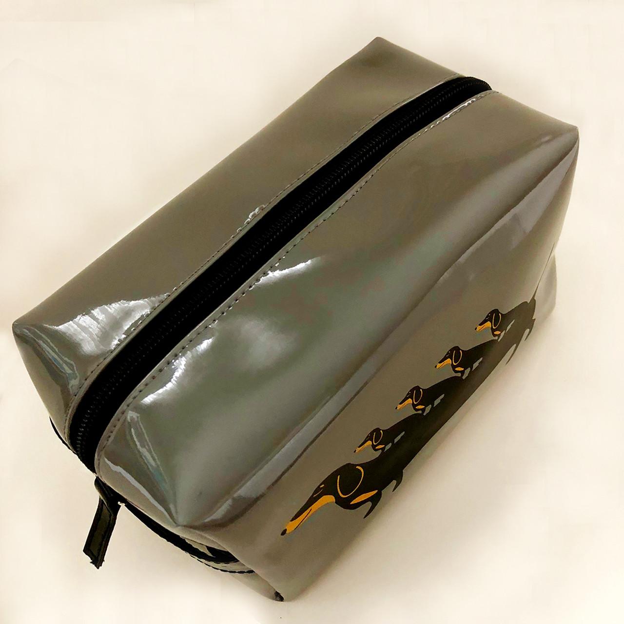 Dachshund Toiletry Travel Bag
