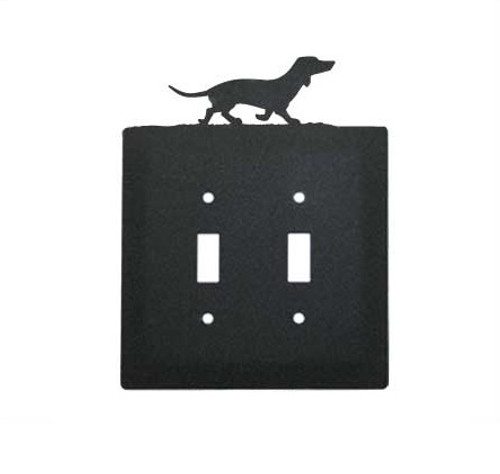Dachshund Light Switch Cover