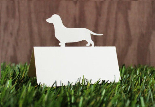 Dachshund Place Cards (Set of 10)