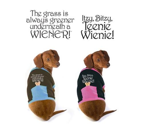 Dachshund T-shirt (Itzy Bitzy)