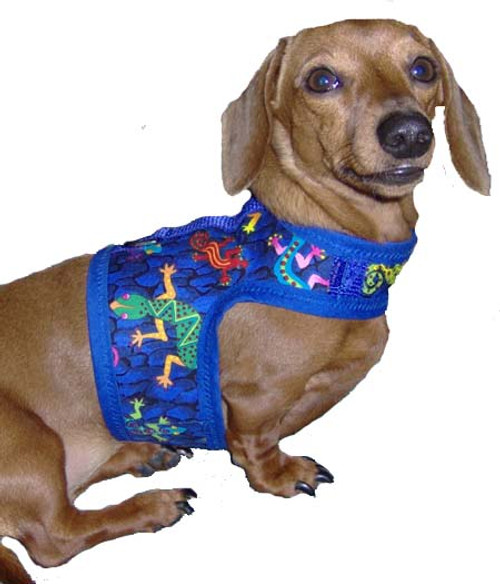 For Current Fabric Options, go to https://www.petmywiener.com/fabrics/