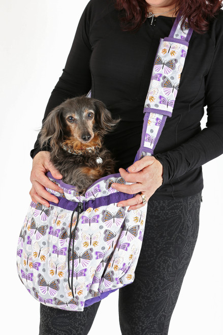Take-A-Long Dog Carrier Bag