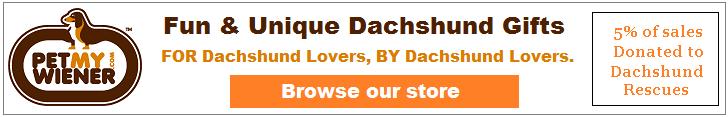 Best Dachshund Gifts Website