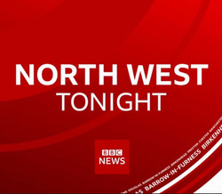BBC News North West!