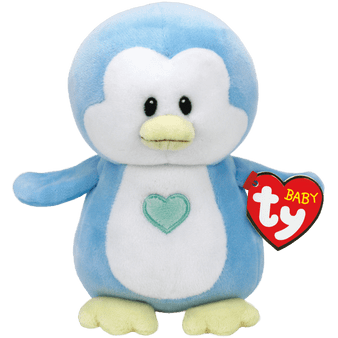Baby TY - Small Twinkles the Blue Penguin