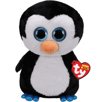 TY Beanie Boo - Small & Medium Waddles the Penguin
