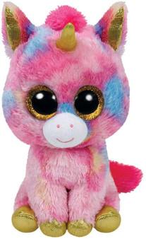 TY Beanie Boo - Small & Medium Fantasia the Unicorn