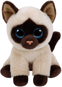 TY Beanie-Babies - Small & Medium Jaden the Siamese Cat