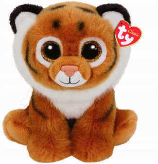 TY Beanie-Babies - Small & Medium Tiggs the Tiger