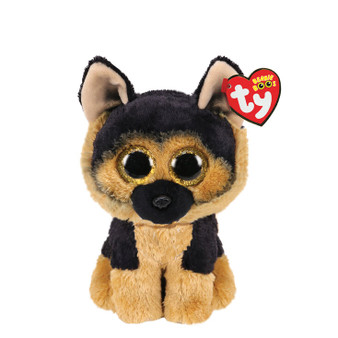 TY Beanie-Babies - Small & Medium Spirit the German Shepherd
