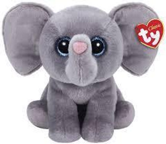 TY Beanie-Babies - Medium whopper the Elephant