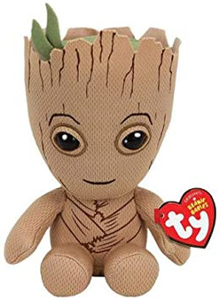 TY Marvel - Small Groot Soft Toy