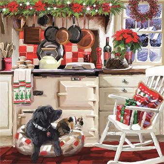 Christmas Kitchen - 1000 Piece Jigsaw