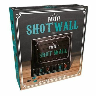 Party! Shot Wall Drinking Game