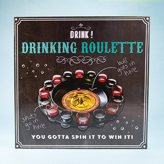 Party! Drinking Roulette Game